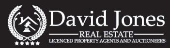 David Jones Real Estate Logo